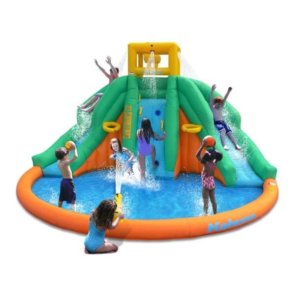 Best Water Slides for Backyard
